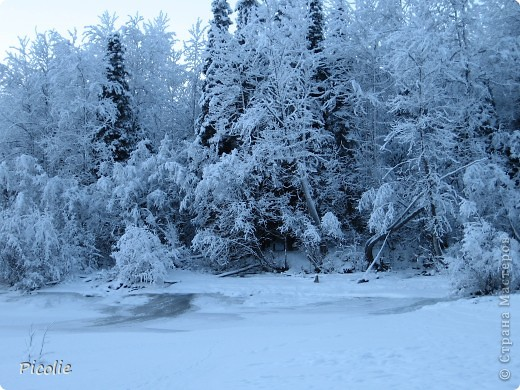 Вот такие льдины. фото 25