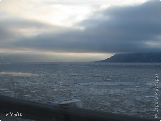 Вот такие льдины. фото 2