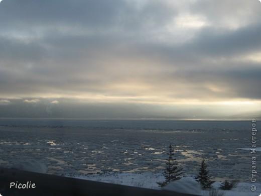 Вот такие льдины. фото 3