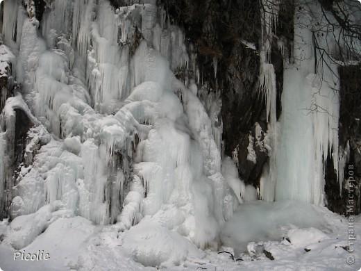 Вот такие льдины. фото 6