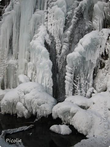 Вот такие льдины. фото 7