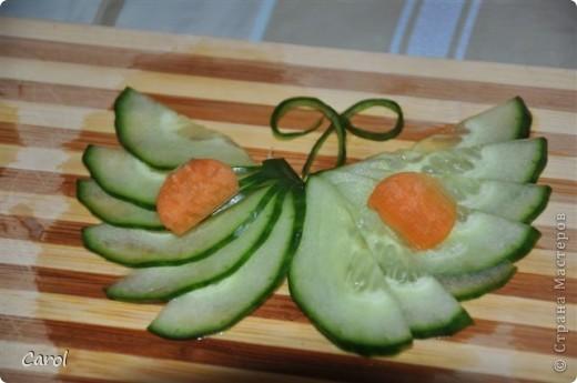 Огурцы, дайкон, морковка... фото 4