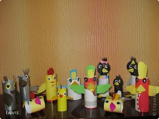 Понравившиеся идейки от рукодельниц из Страны Мастеров,выполнены моими детишками из детского сада.В разных возрастных группах. фото 1