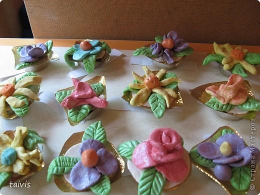 Понравившиеся идейки от рукодельниц из Страны Мастеров,выполнены моими детишками из детского сада.В разных возрастных группах. фото 4