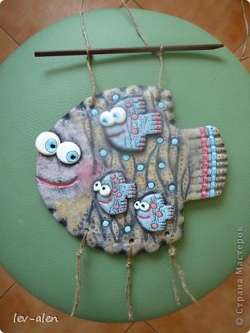 решила декорировать деревянной палочкой ,покрашенной в коричневый цвет фото 1