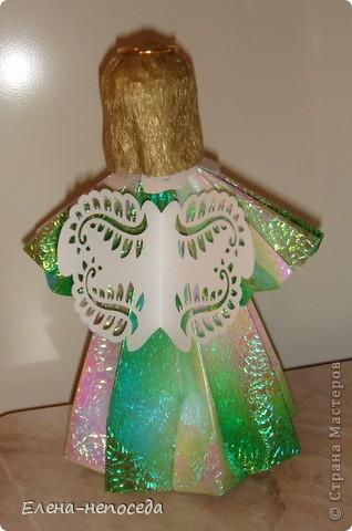 Ангелочек на Рождество фото 2