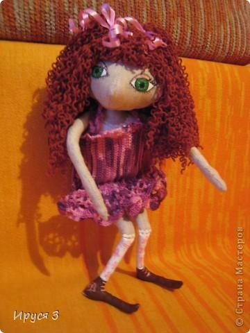 Куколка Лиза фото 1