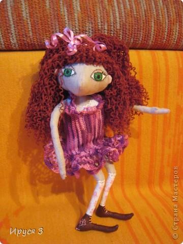 Куколка Лиза фото 11