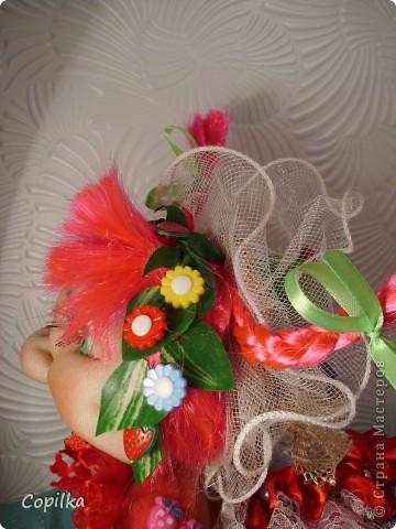 Вот такая Валентина(для своих - Валентинка) у меня получилась в подарок. фото 6