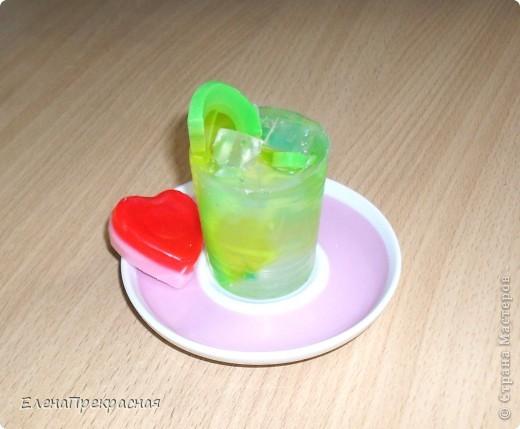 """первый стаканчик с """"Мохито"""" фото 1"""
