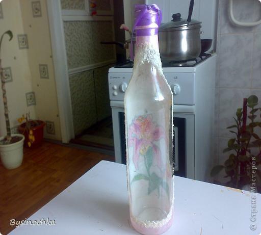 Просто веселенькая солнечная бутылка фото 3