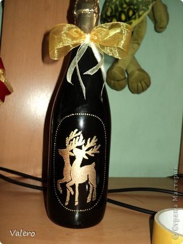 Моя первая бутылочка... фото 3