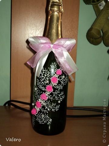 Моя первая бутылочка... фото 5
