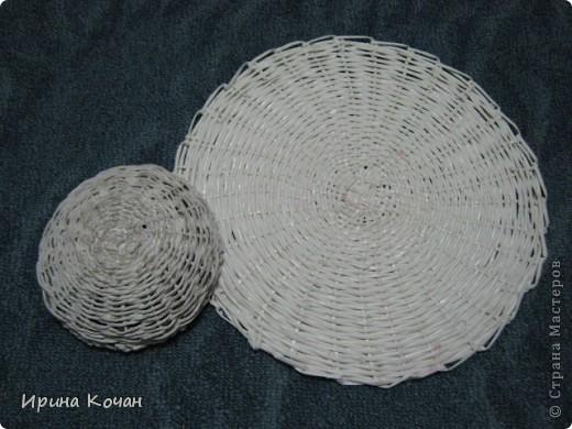 плетение из кассовых лент и из шпагата