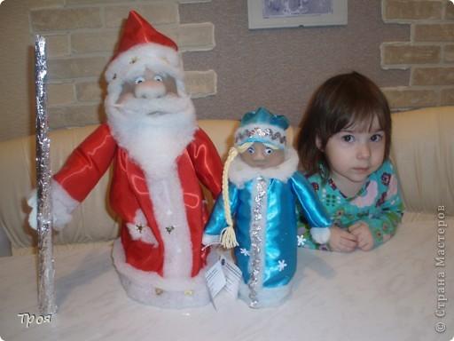 Дедушка Мороз и Снегурочка с Юга фото 1