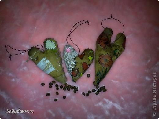 вот за несколько вечеров сшила и раскрасила таких кофейно-ванильно-коричных чуд-юд)) фото 7