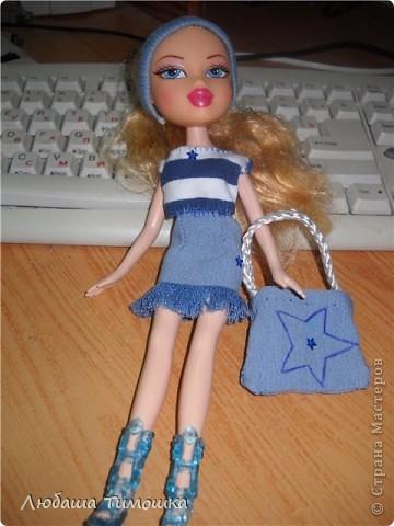 Одеваю куколку фото 4