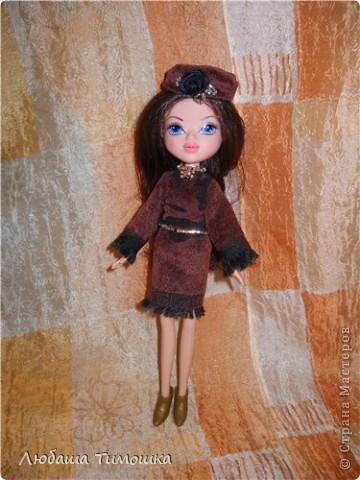 Одеваю куколку фото 5