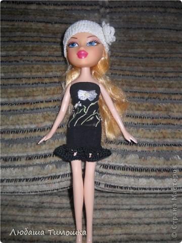 Одеваю куколку фото 8