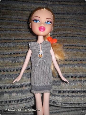 Одеваю куколку фото 2