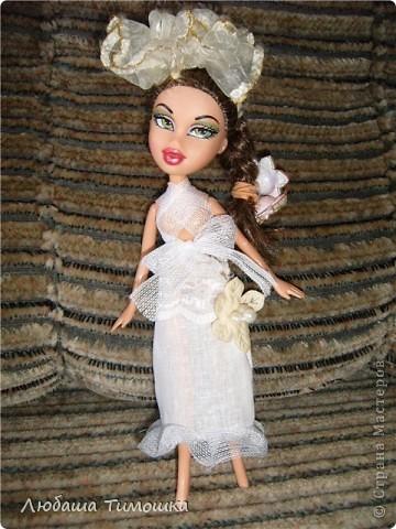 Одеваю куколку фото 6