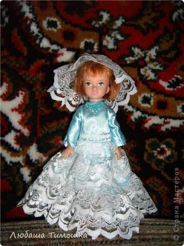 Одеваю куколку фото 16