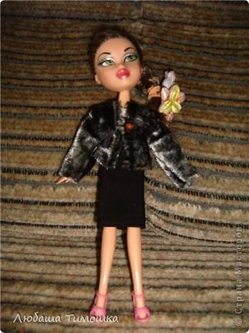 Одеваю куколку фото 12