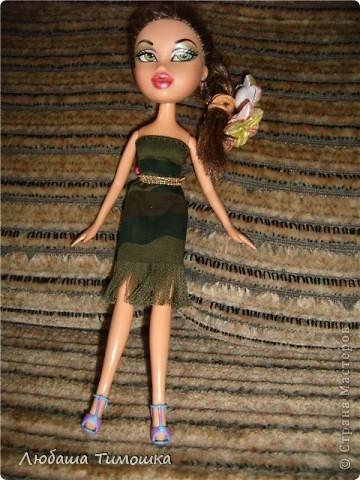 Одеваю куколку фото 7