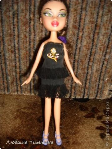 Одеваю куколку фото 9
