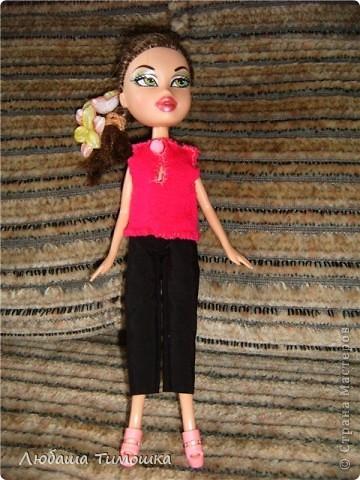 Одеваю куколку фото 11