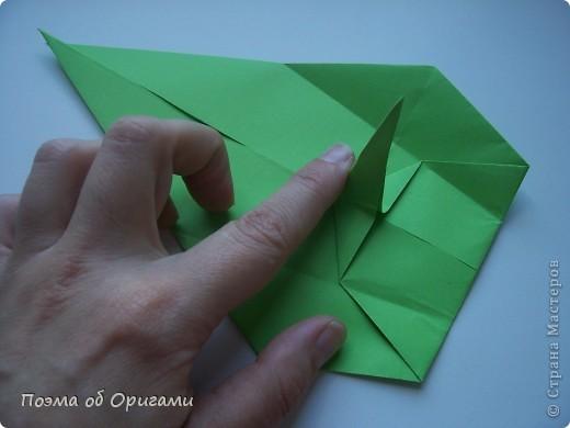 Мастер-класс Оригами Каллы