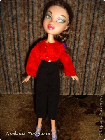 Одеваю куколку фото 13