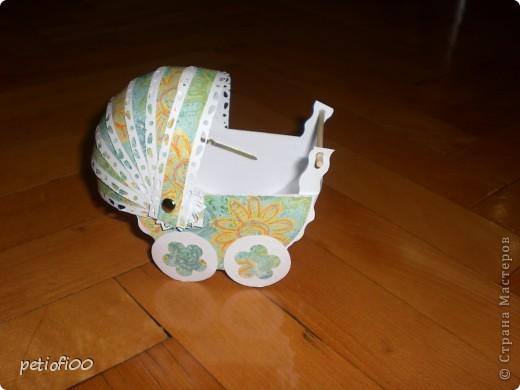 Детская коляска фото 1