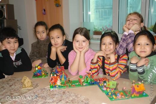 Девочки мои творят ЧУДЕСА!ИЗО студия Акварелька. фото 4