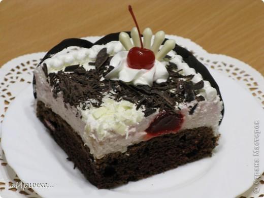 ...а это просто тортик))),...на выходные, к чаю))) фото 3