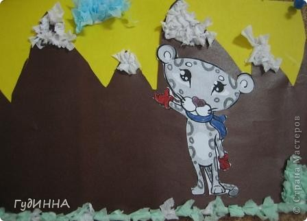 Детёныш снежного барса талисман седьмых спортивных Зимних Азиатских игр 2011 года.   Этот царственный зверь во многих культурных традициях разных стран мира символизирует силу и независимость.   фото 10