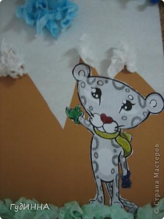 Детёныш снежного барса талисман седьмых спортивных Зимних Азиатских игр 2011 года.   Этот царственный зверь во многих культурных традициях разных стран мира символизирует силу и независимость.   фото 11