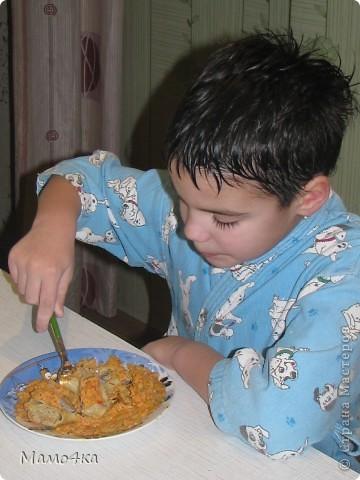"""Решилась опубликовать свой """"шедеврский рецепт"""", как говорит мой сын, и рассказать вам, дорогие мастерицы, рецепт приготовления итальянского блюда """"Канелоне с мясной начинкой"""".  Немного из официального: КАНЕЛОНЕ — разновидность итальянской пасты, короткие и толстые макароны, которые фаршируют разнообразными начинками. В состав фарша может входить мясо с овощами и специями, грибы, сыр и т.д. Запекают канелоне в форме, залив соусом, а сверху посыпают тёртым сыром. фото 30"""