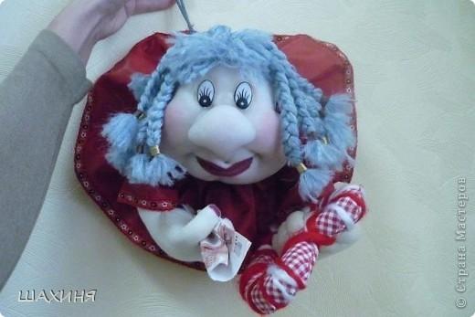 """Кукла """"УДАЧА"""" фото 1"""