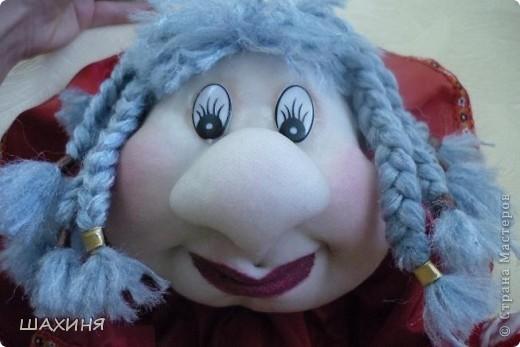 """Кукла """"УДАЧА"""" фото 2"""