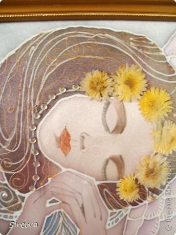 Новый батик «Спящий ангел» фото 1