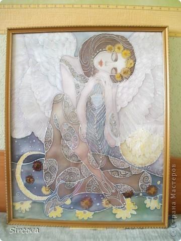 Новый батик «Спящий ангел» фото 5