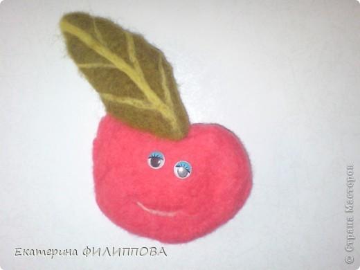 яблочко-глазастое фото 1
