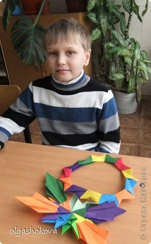"""Вдохновил конкурс """"Полёт в космос"""" фото 9"""