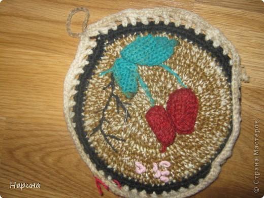 скатерть,вышивка крестом,вязание крючком фото 12
