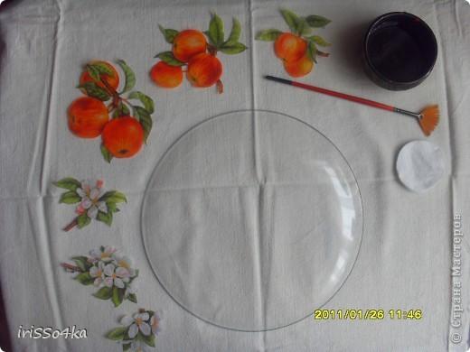 """Блюдо""""Яблоки"""" фото 2"""