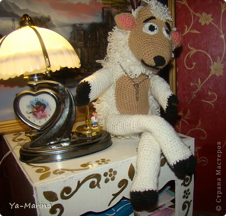 Овца. Вернее, барашек)))))))