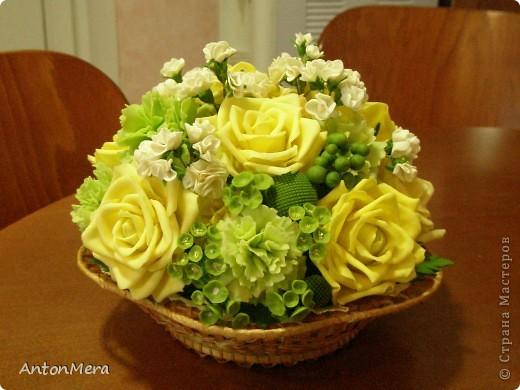 Ну кто сказал, что желтая роза – роза разлуки и печали? фото 1