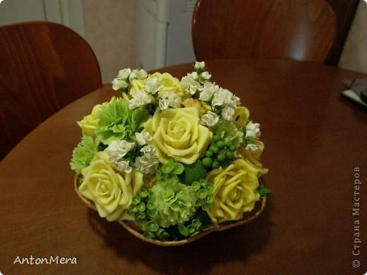 Ну кто сказал, что желтая роза – роза разлуки и печали? фото 2