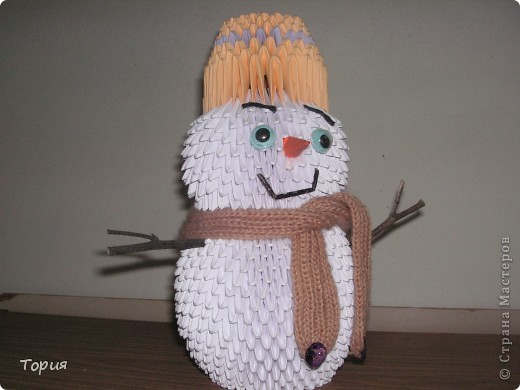 Добрый снеговичок фото 2